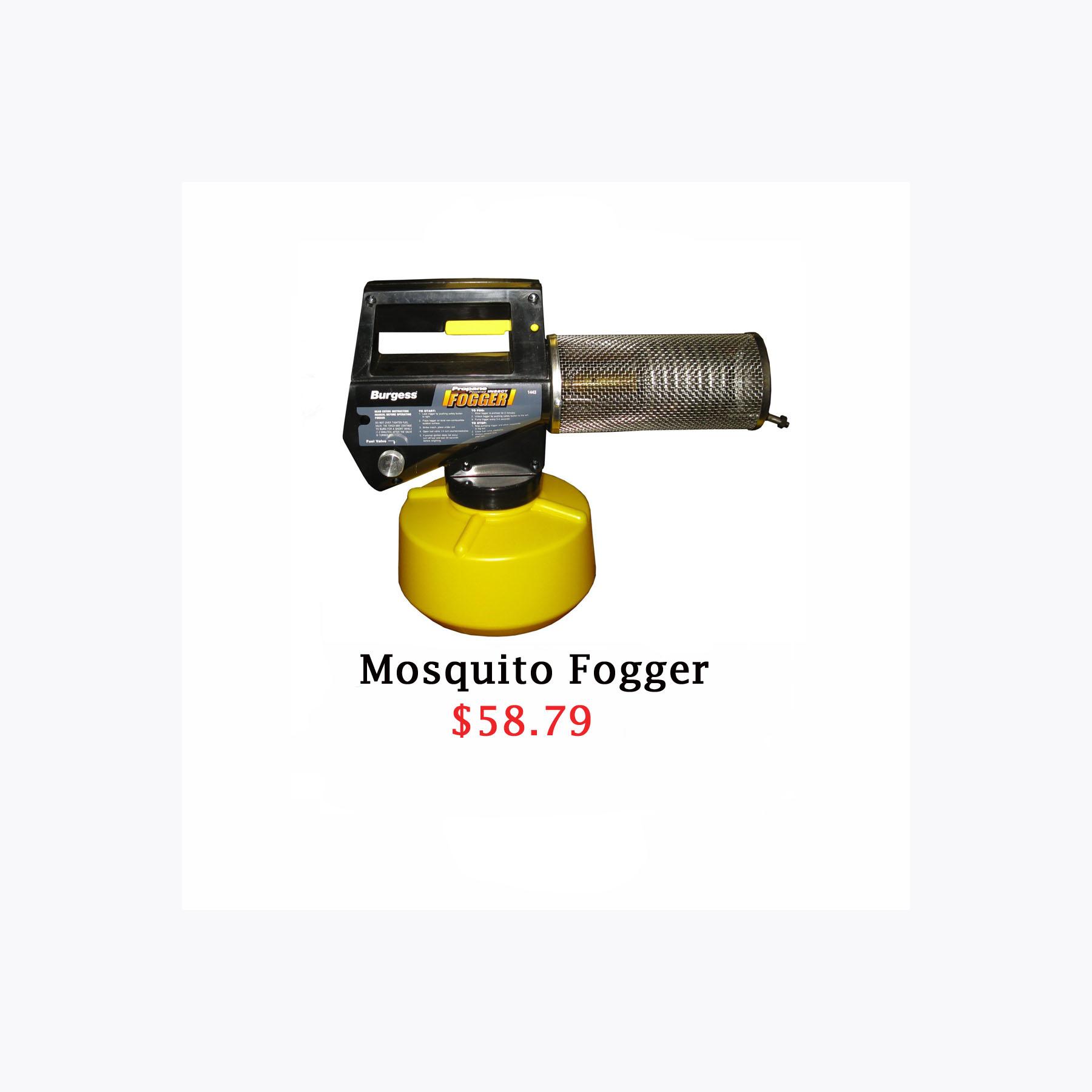 mosquito fogger grid