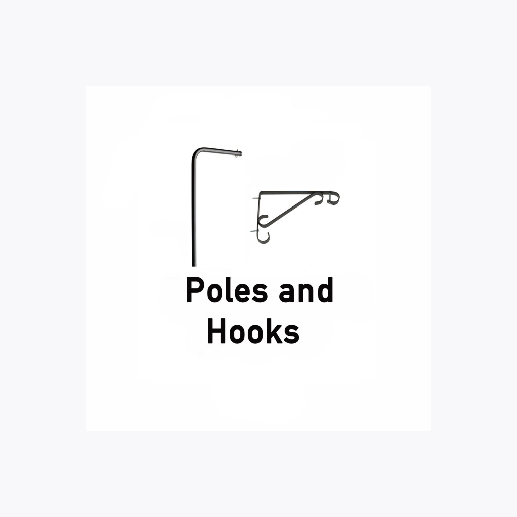 Poles and Hooks