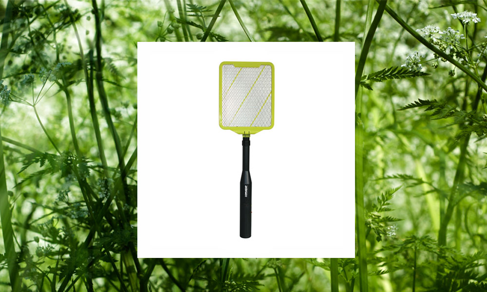Bendable Bug Zapper Racket