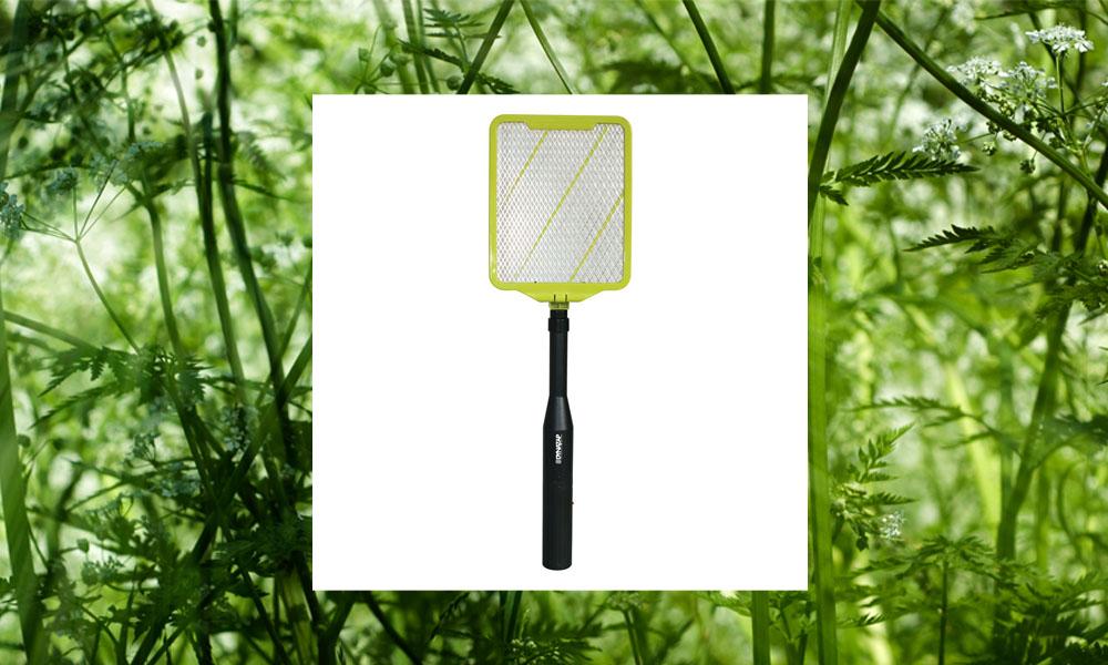 Extendable Bug Zapper Racket