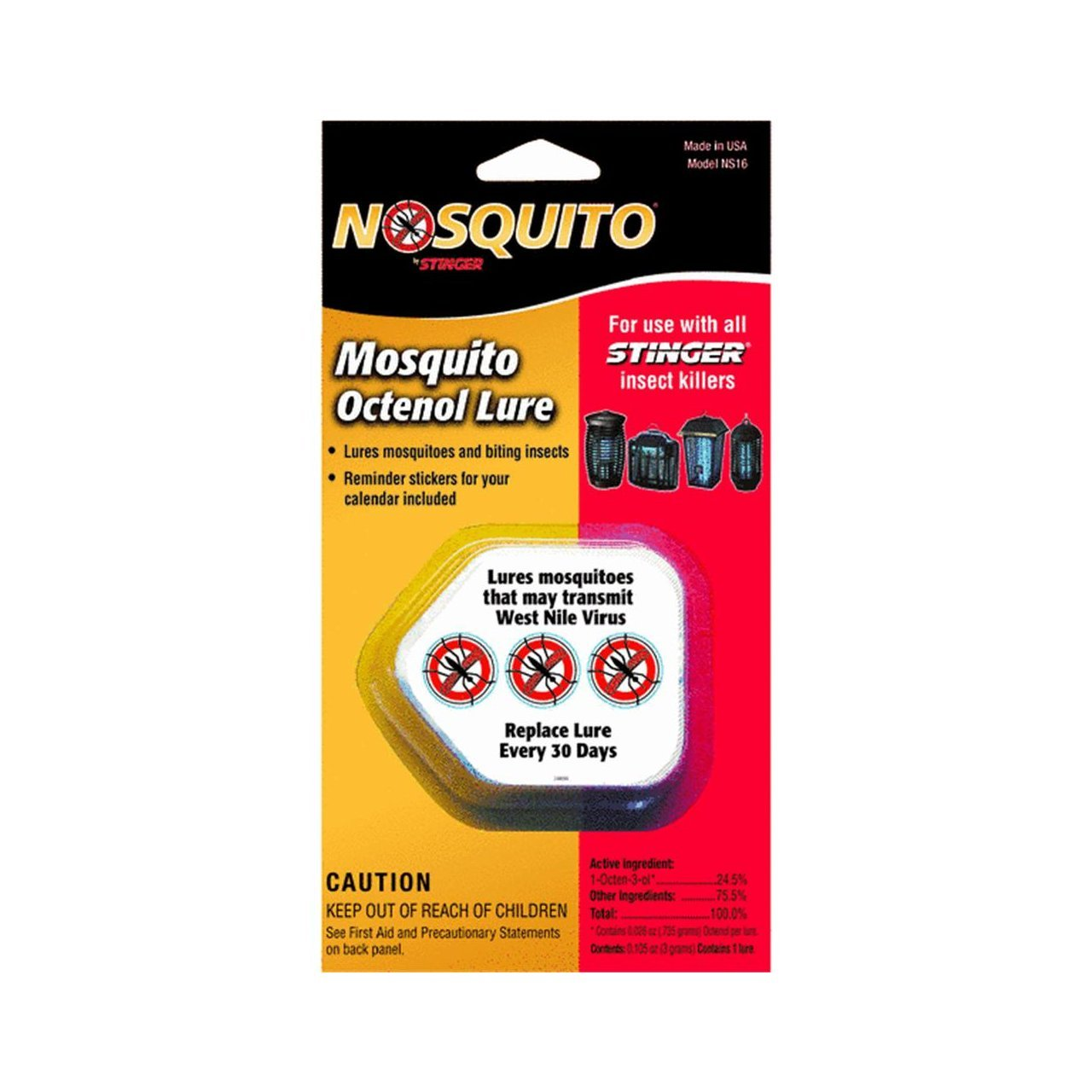 mosquito lure