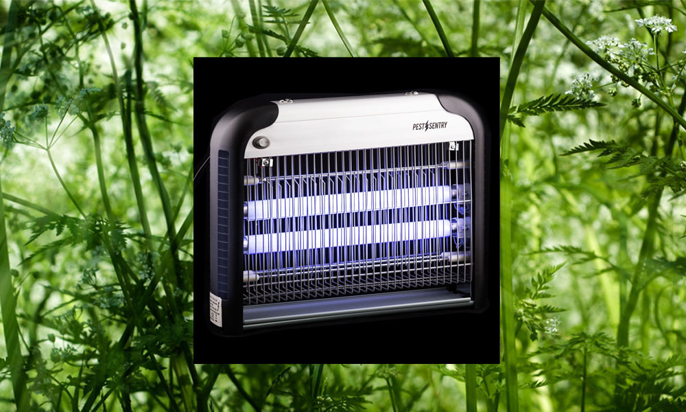 electronic bug zapper featured