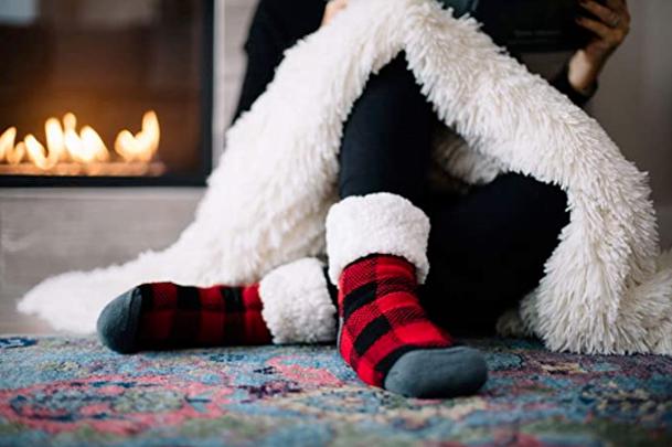 Socks that help preventing mosquito bites